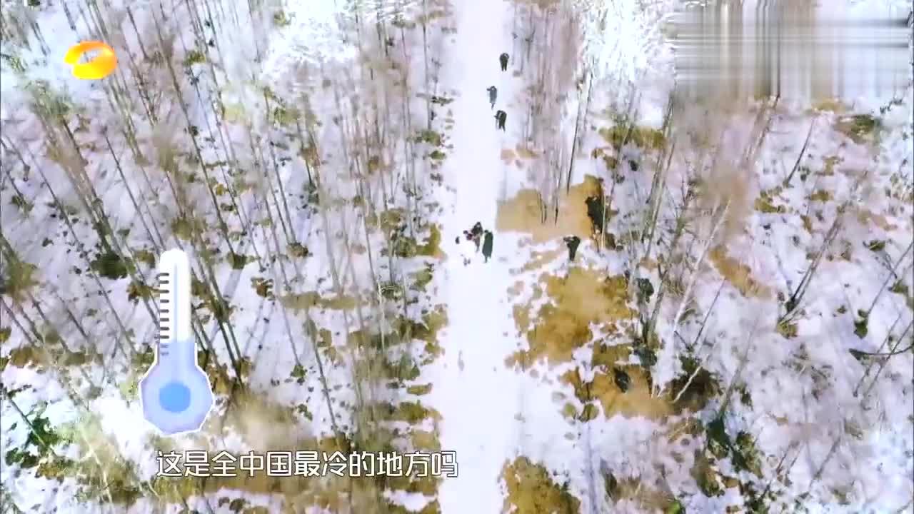 韩磊率领徒弟们吃雪,上前就是一大把,大张伟:这不刨冰么!