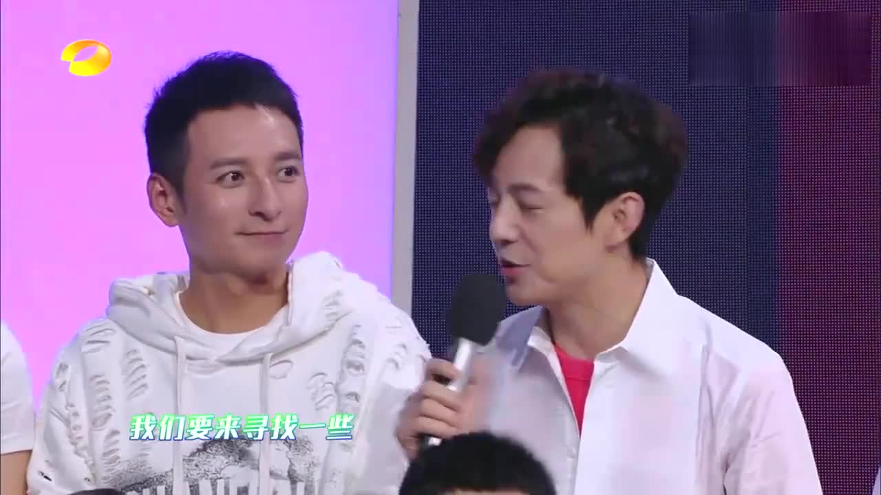 姜梓新寻找中国的声音巨匠,看到这位大师,何炅:这才是高手!