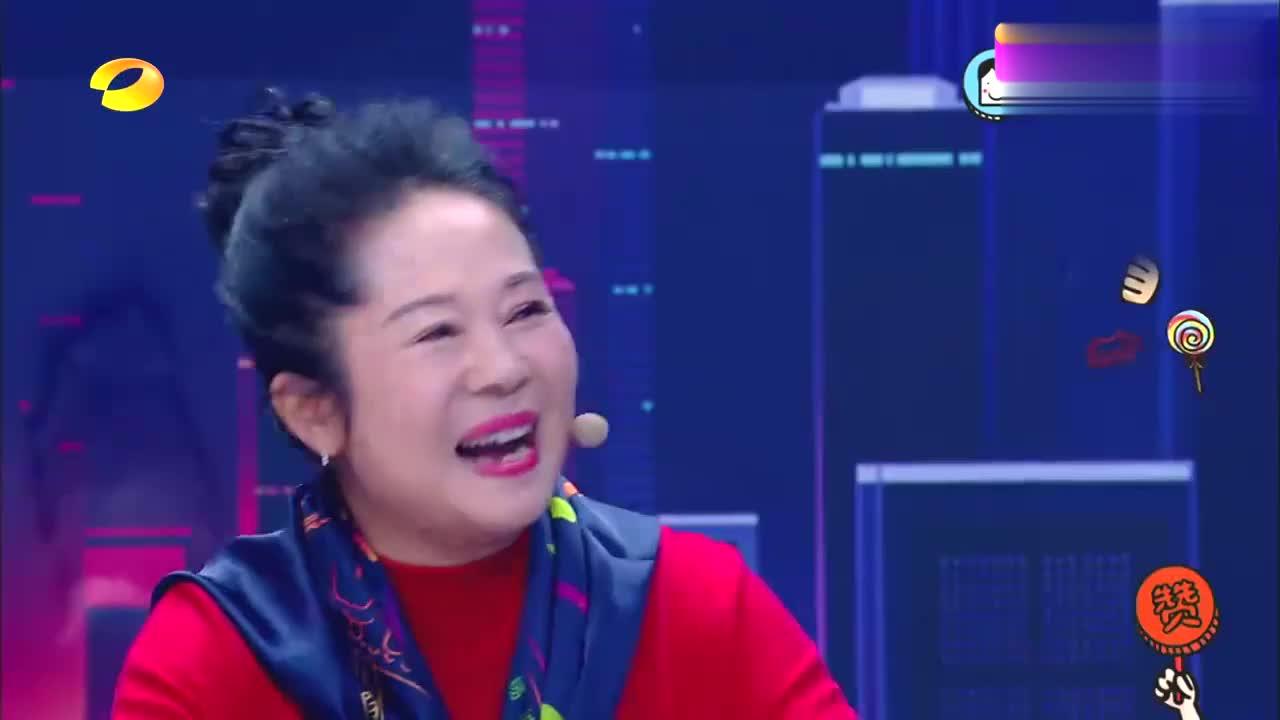 快本:海涛结婚,杨迪妈妈赠歌《千年等一回》,谢娜维嘉被笑惨!