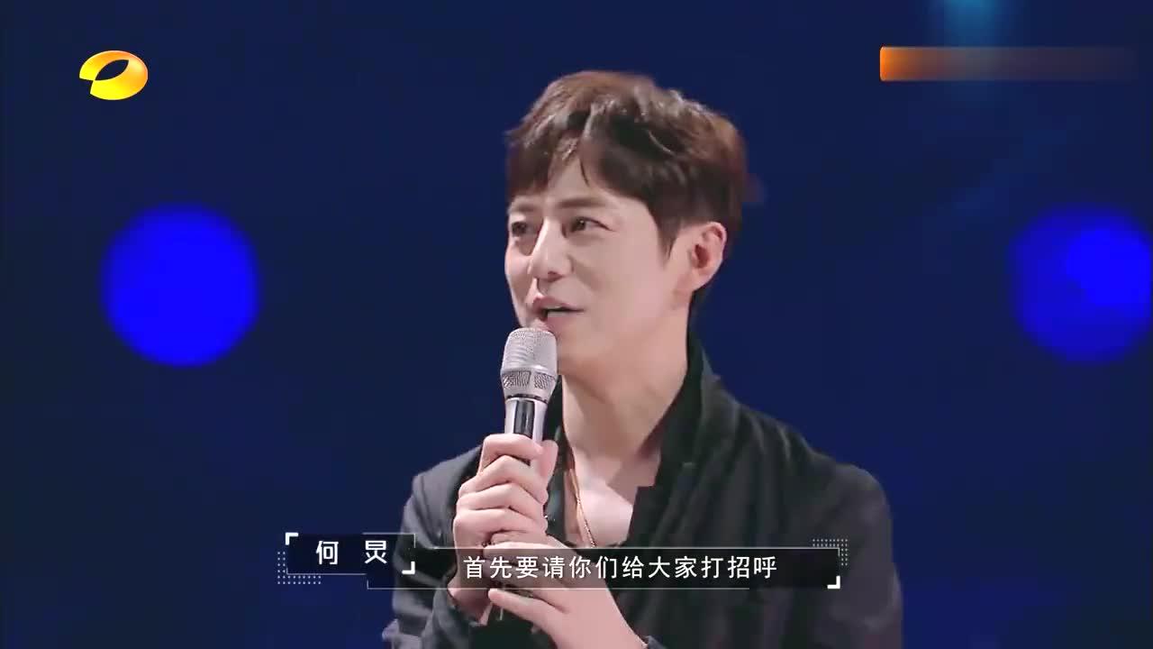 舞蹈新星完美诠释,张国荣《夜半歌声》,扬扬至高评价惊到何炅!