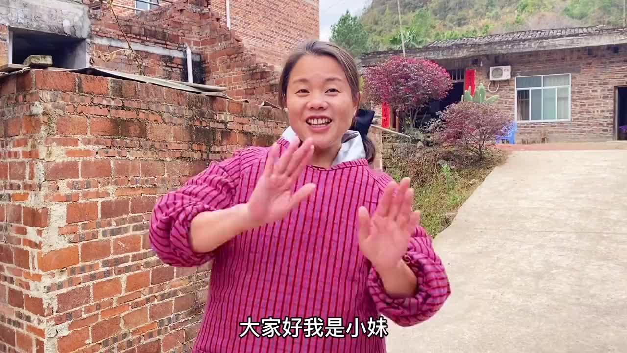 湖南小妹嫁广西农村,带你了解广西的年夜饭跟湖南的有啥不一样