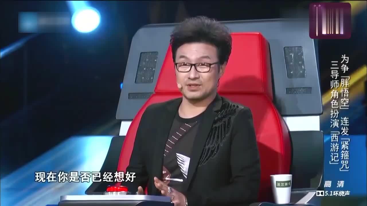 中国新歌声,杨美娜有个爱弹吉他的老公,帮她拍MV