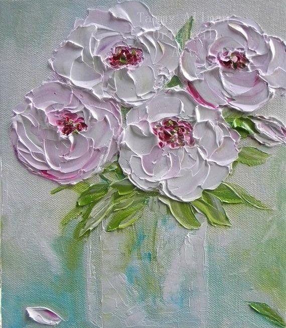 刮画小清新风植物花卉,真的好美