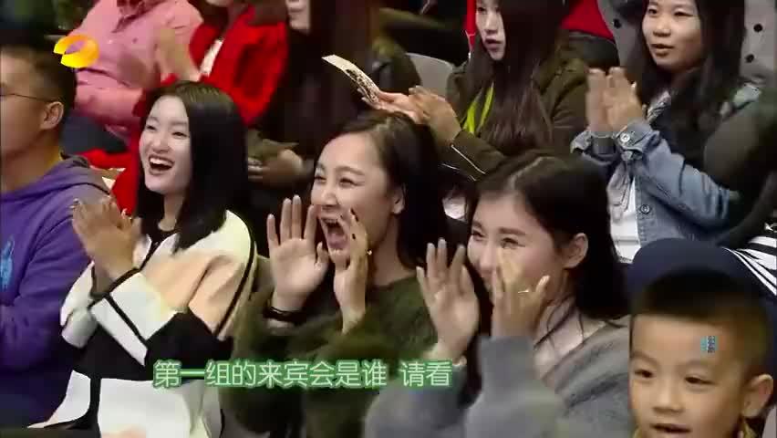 快乐大本营:彭冠英,张若昀合唱《我要你》真的好甜