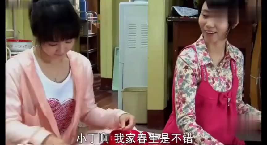 丁小曼想插足何春生的婚姻,嫂子劝她放弃,客套中透露霸气!