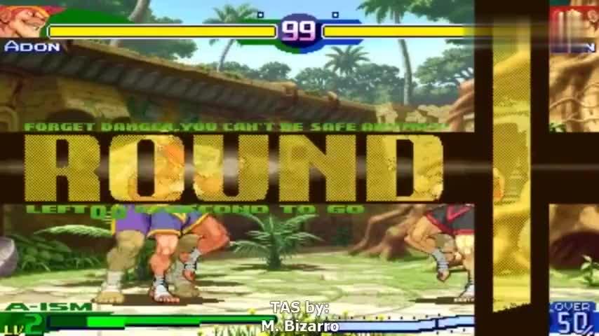 少年街霸3泰拳双雄勇猛无敌虎膝的凶狠一表无疑