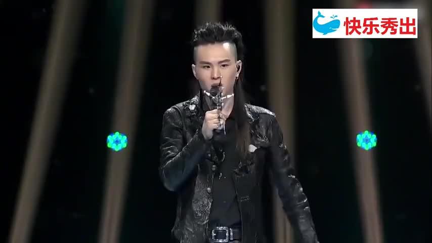张玮的翻唱《黄种人》,mvp:全场吹笛子的小姐姐!