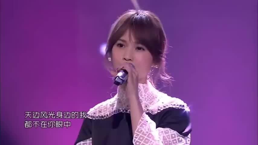 这首《温柔》真是翻唱到极致,杨丞琳嗓音温柔,倾情献唱