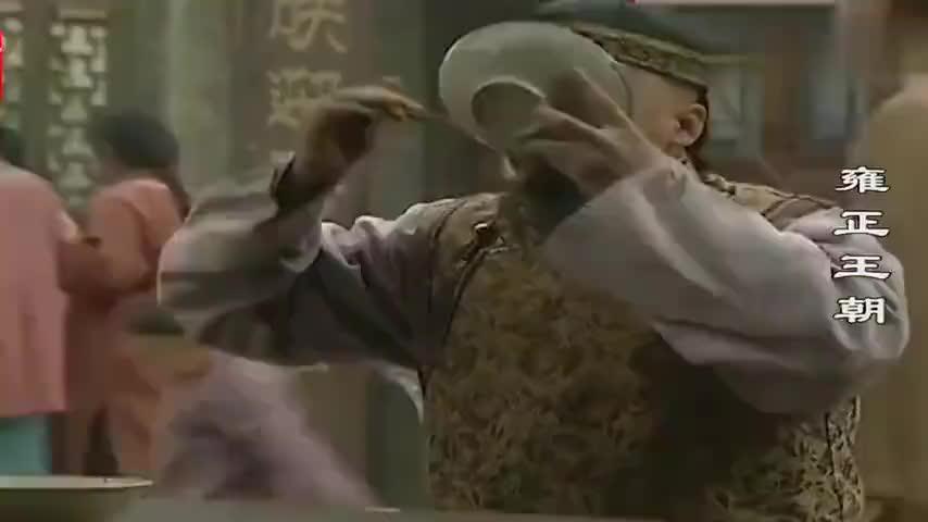 雍正王朝:田文镜首见邬思道,邬思道的思维简直太可怕,太厉害了