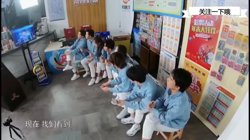 娱综:奔跑吧:沙溢现场飙演技,实力演绎什么叫老彩农,超搞笑