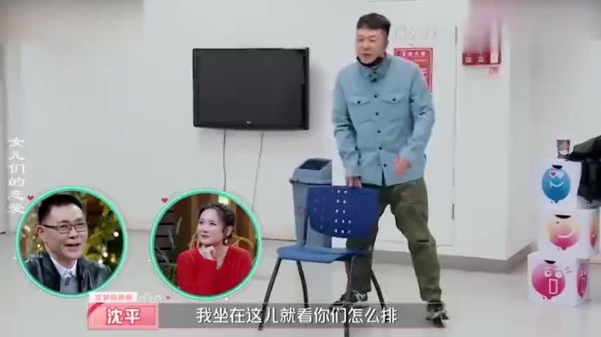 梦辰汪东城对着海涛跳舞,海涛心率直飙140,明星那些吃醋瞬间