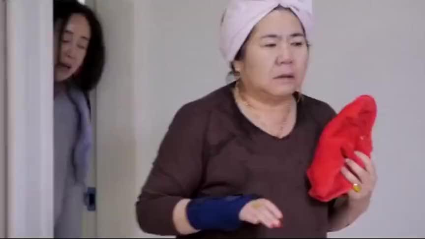 一张化妆棉咸素媛要撕开用告诉婆婆这样省钱主持人都无语了