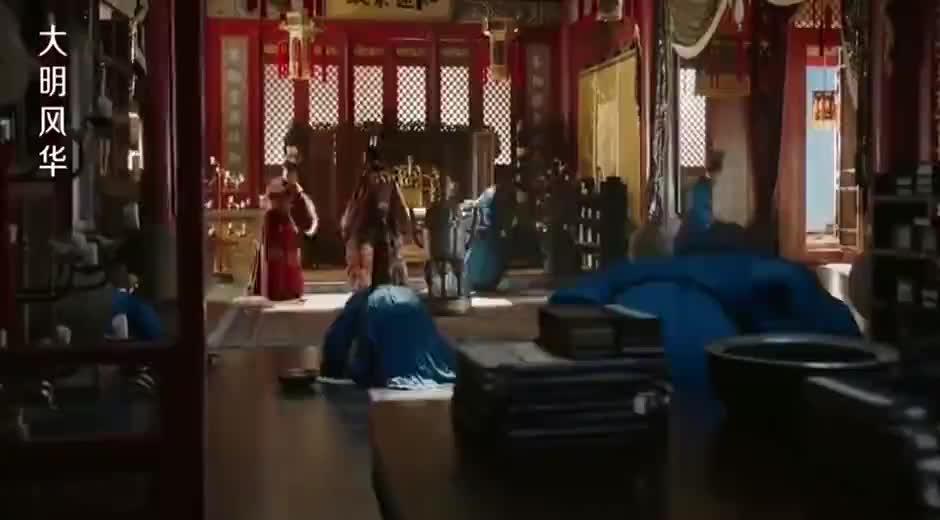 大明风华:汉王落井下石,故意找太子爷帮忙