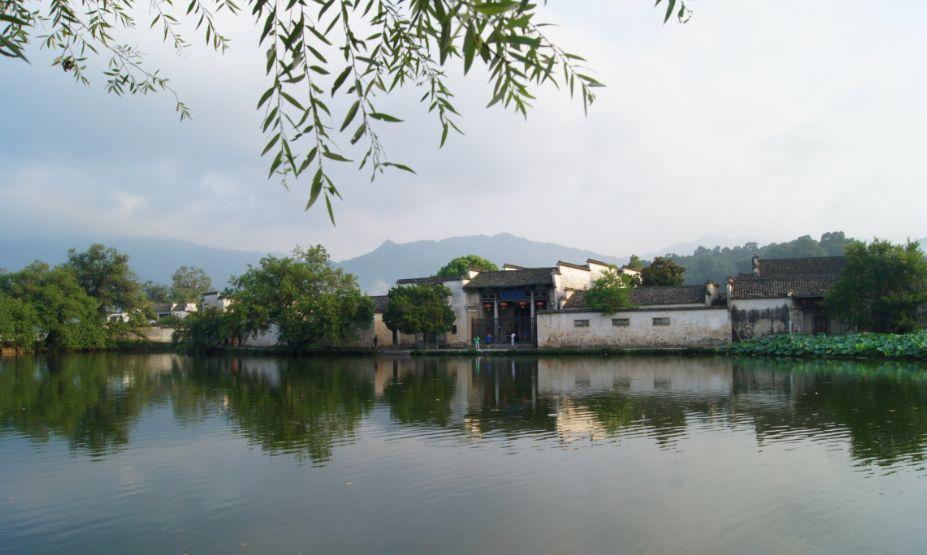 宏村,一个不容错过的美丽小乡村