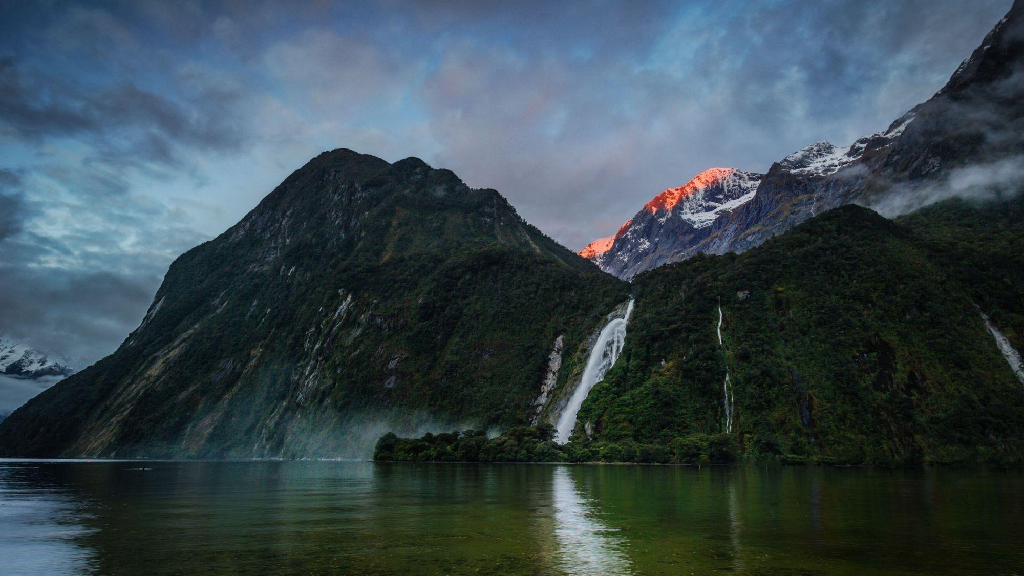 令人心情放松的新西兰风景