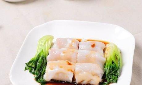 广东高人气早餐蒸肠粉,配方比例详细告诉你,嫩滑爽口上桌抢着吃
