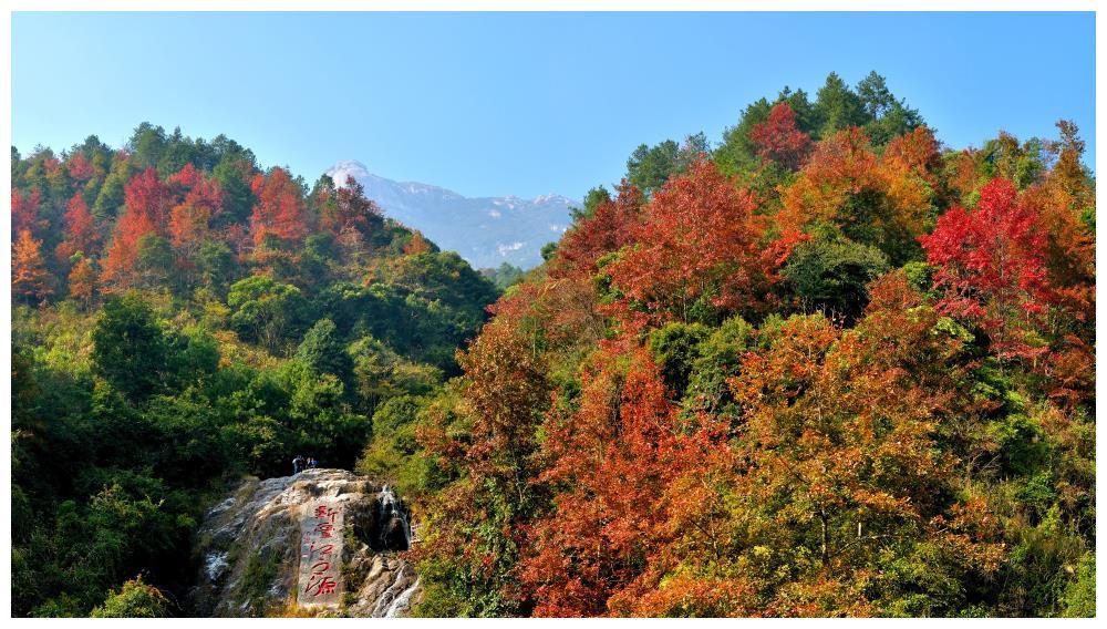 广东的香格里拉,犹如人间仙境,还是天然避暑胜地
