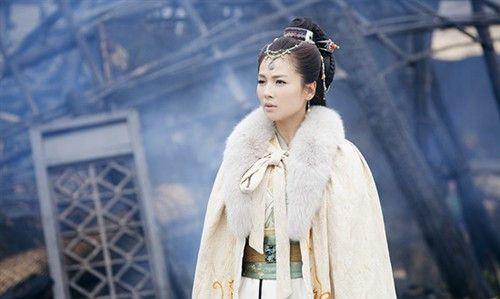 刘涛的霓凰郡主真的美哭了,一代女帅巾帼不让须眉!