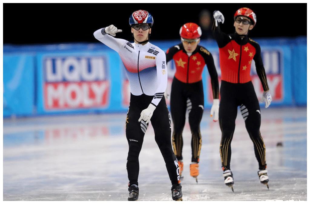 韩国短道速滑冠军自杀未遂,被多名富婆包养,不堪网络暴力