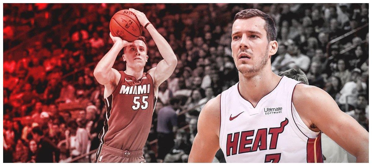 戈兰·德拉吉奇发表观点,认为队友邓肯罗宾逊是NBA最好的射手?