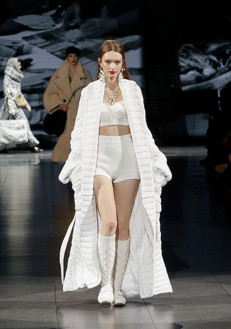 Dolce&Gabbana2020时尚搭配手工匠心