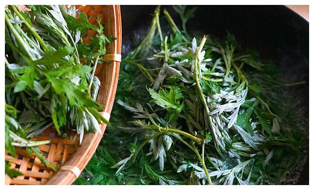 清明将至,此野草抓紧吃起来,撒一把面粉蒸一蒸,出锅馋到流口水