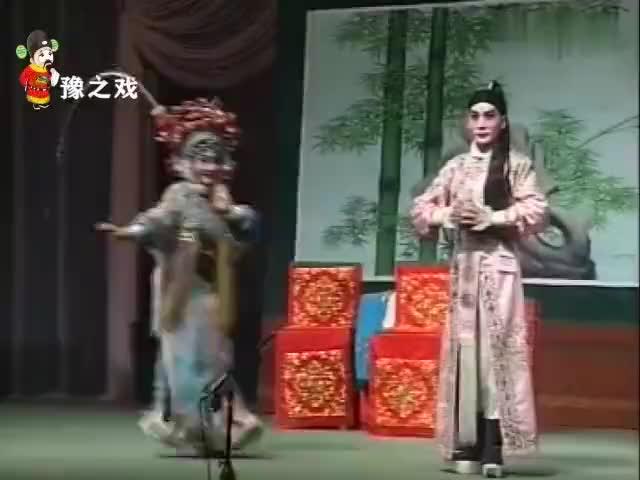 豫剧《穆桂英下山》选段:俺本是女孩家怎好开腔,徐银鸽演唱