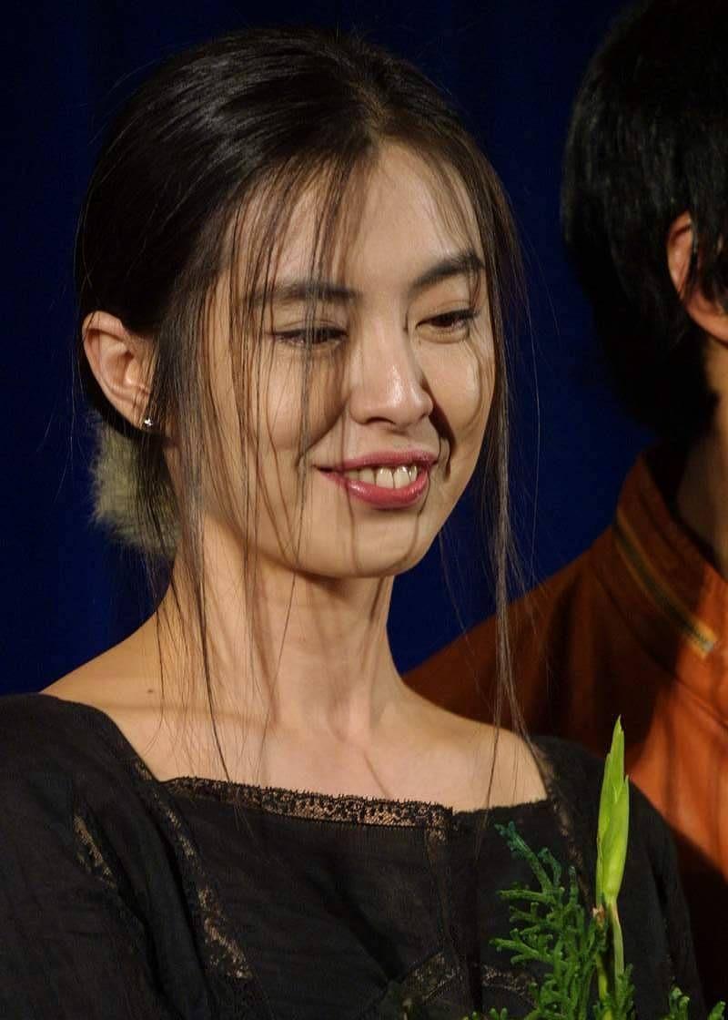 王祖贤,不愧是大家心目中的女神,气质依旧!
