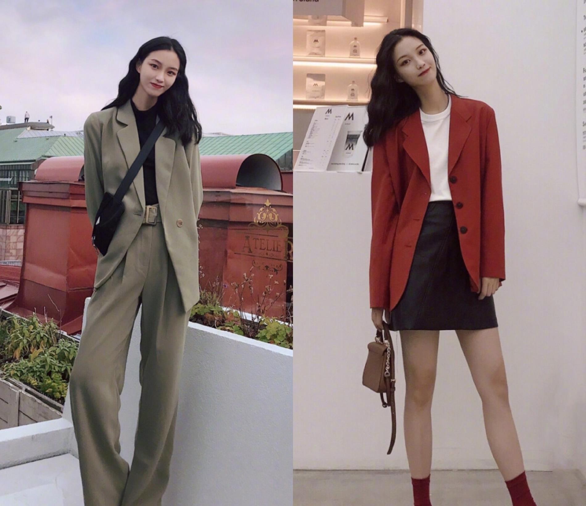 喜欢韩风穿搭却不会穿?18套搭配给你穿衣灵感,简约大气又时髦