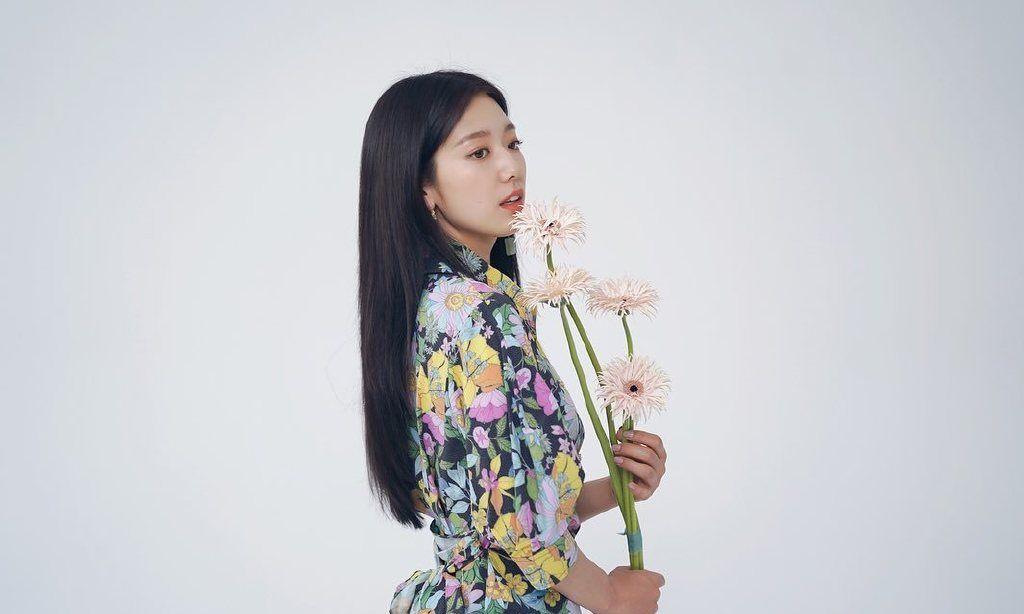 朴信惠,花之美颜