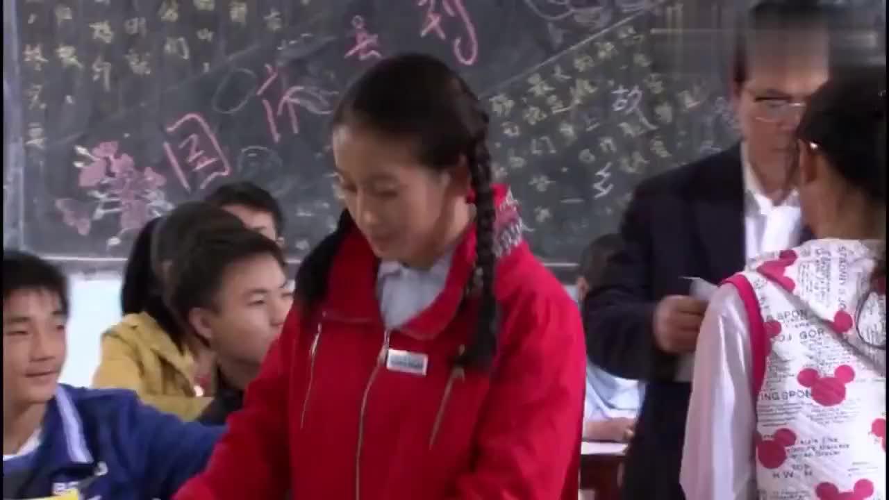 穷孩子富孩子老师看到雨燕的志愿表顿时震惊难道不留后路吗