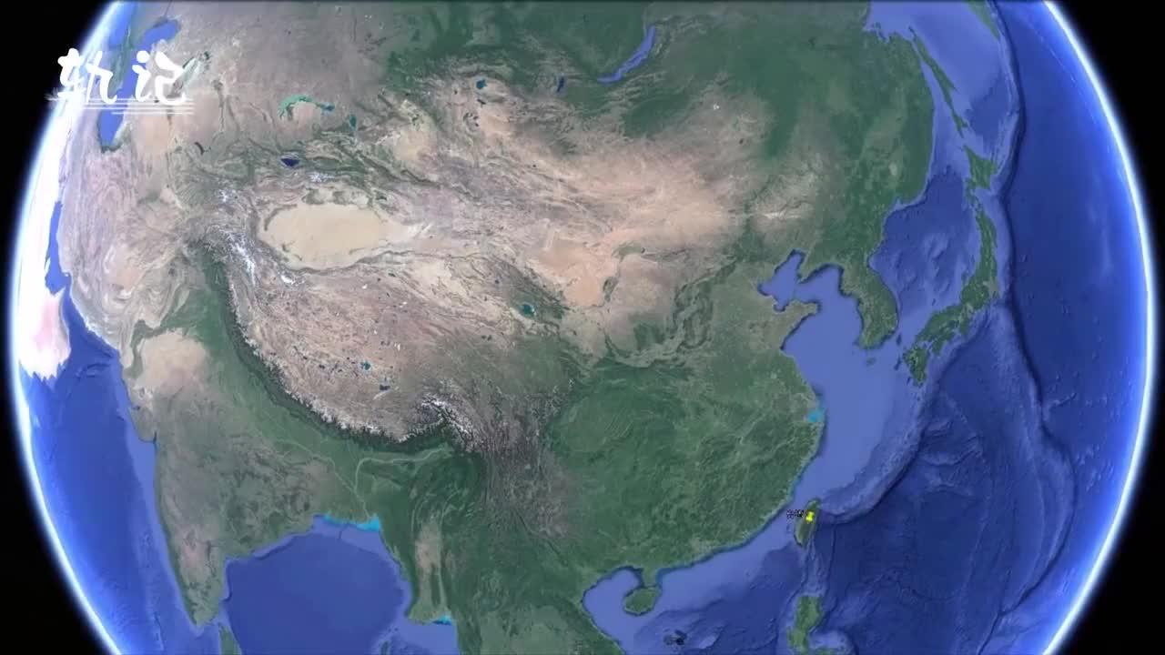 中国台湾地理位置有多重要?看第一岛链和第二岛链的位置就知道了