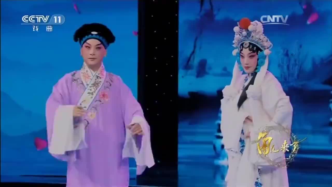 《白蛇传》经典选段,京剧豫剧两下锅,小香玉宋小川经典演绎