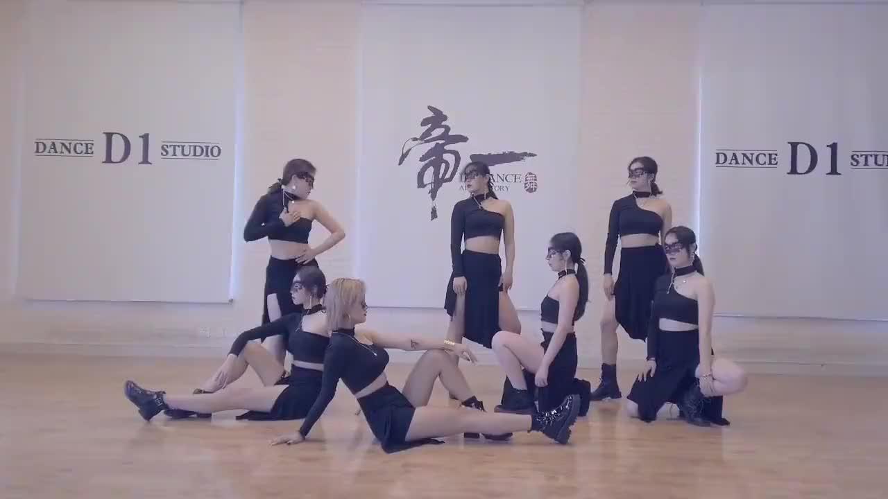 青岛舞蹈 帝一舞蹈爵士舞街舞韩舞成品舞