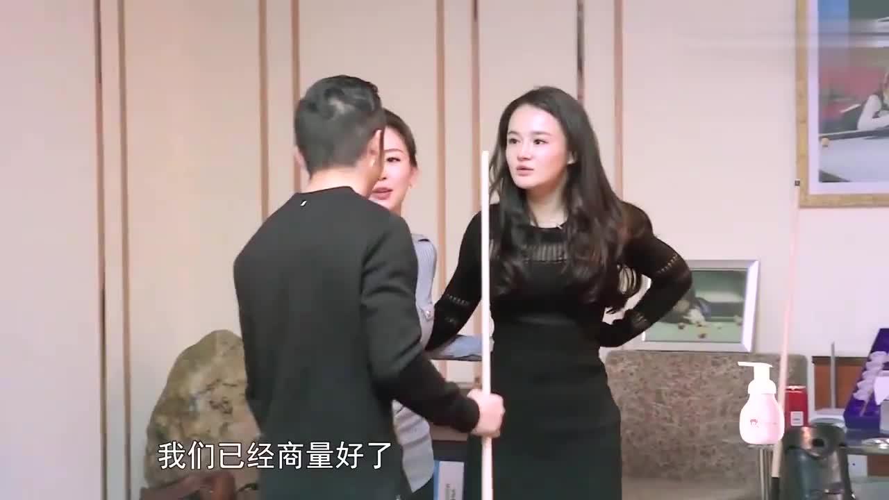 轩轩要跟潘晓婷学打球,想放弃拳击,邹市明气得要转行