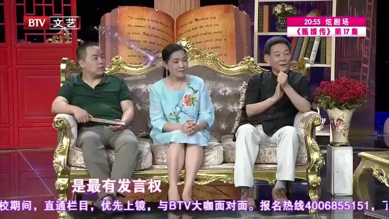 李光复学叫曾经北京胡同里的叫卖声,声音穿透力十足,满是情怀