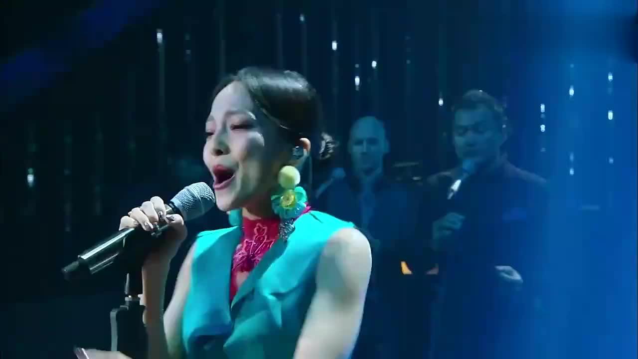 歌手:张韶涵挑战西班牙经典歌曲,没有一句废话的视听盛宴!