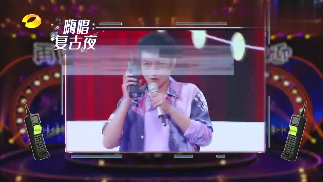 歌手翻唱《宝贝对不起》,却被ending舞蹈动作抢镜,谢娜:太帅了