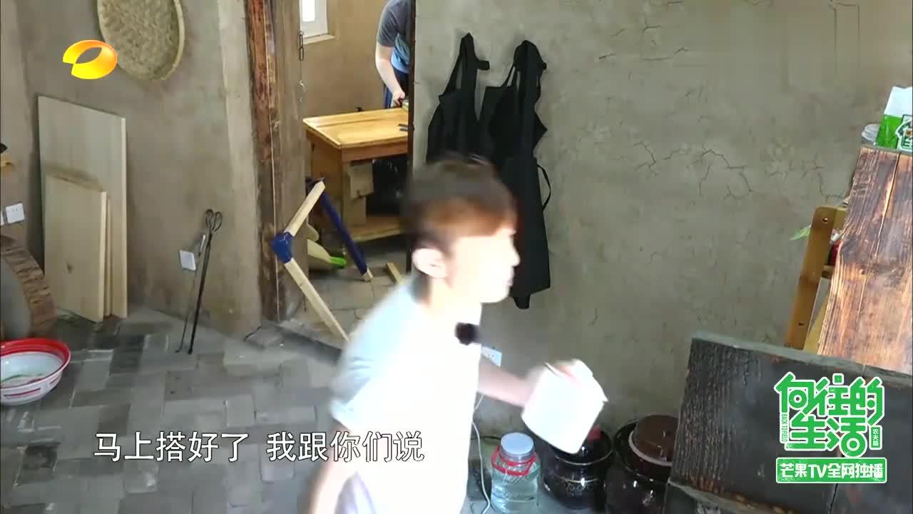 向往:刘宪华巴图做鸡窝,何炅宋丹丹在线看热闹,笑死人不偿命!
