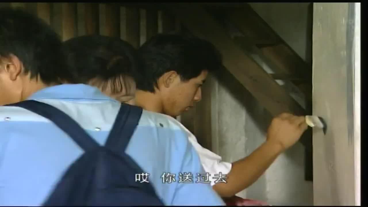 插翅难逃阿豪想要跟着旺哥混不想再去上学了