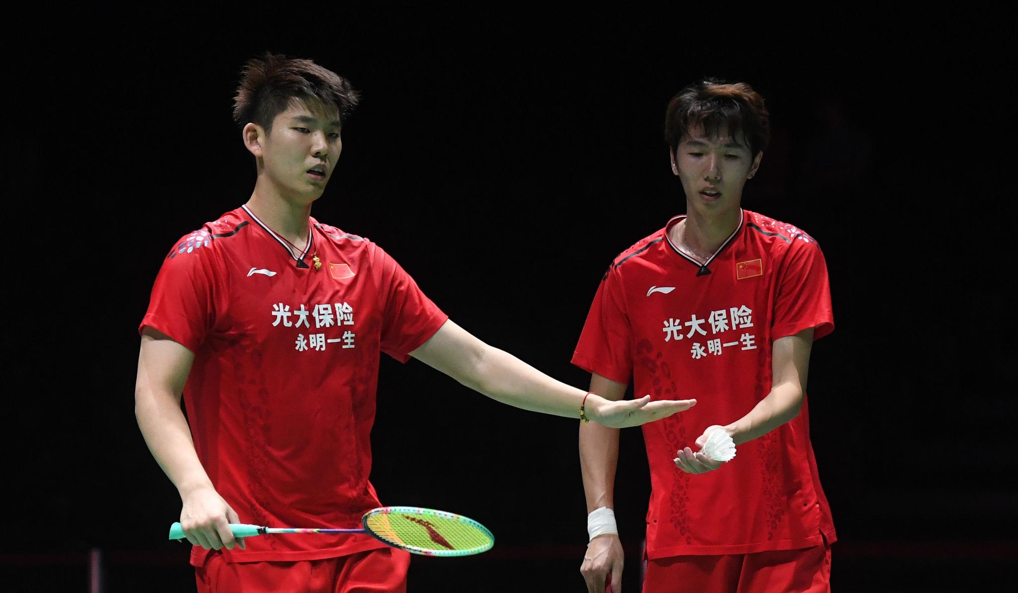 羽毛球——世锦赛:李俊慧/刘雨辰晋级四强