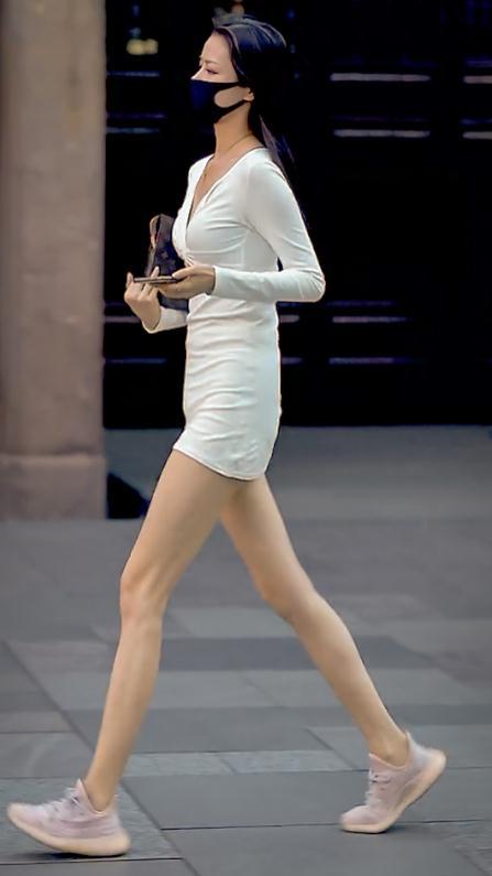 随机街拍路人美女小姐姐 大方得体气质优雅时尚又有魅力