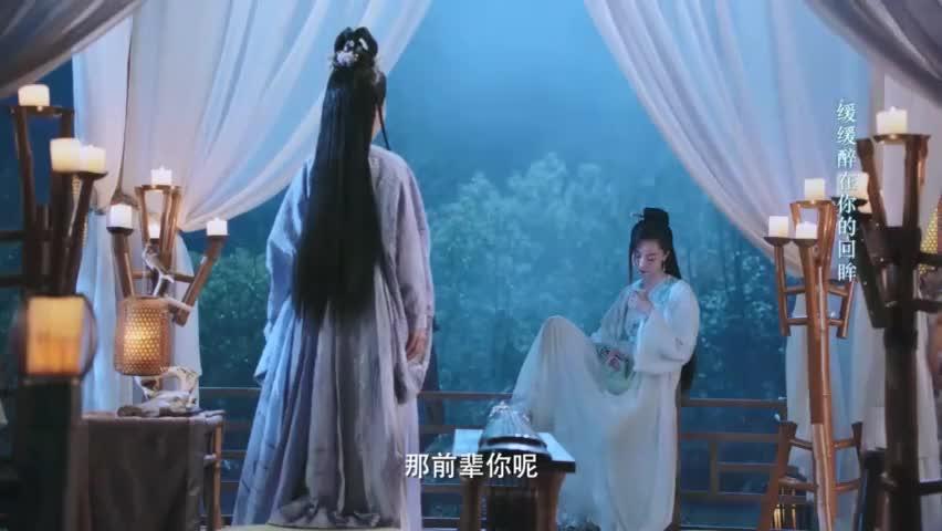 明月你好八卦啊,李谦还在等着你恢复记忆呢!