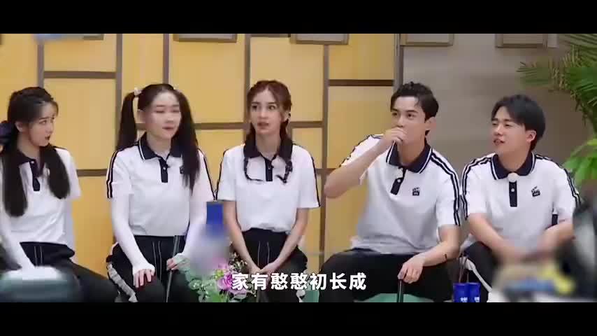 《奔跑吧》吴磊综艺搞笑合集,这孩子的傻是与生俱来的