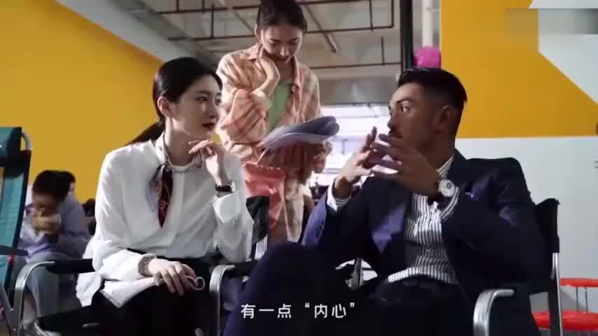 《三十而已》幕后花絮:王漫妮嫌弃梁正贤港普!陈屿扬言我要正名