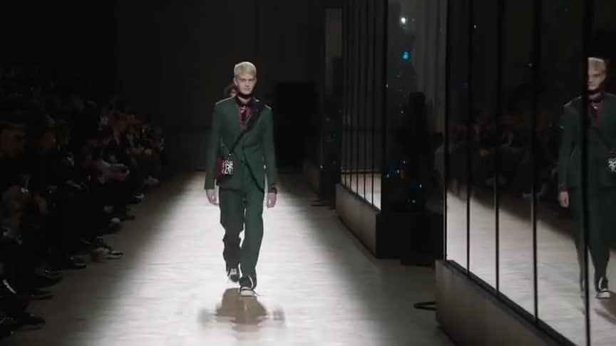 2020年秋季全场时装秀,男士秋季穿搭指南,休闲时尚两不误