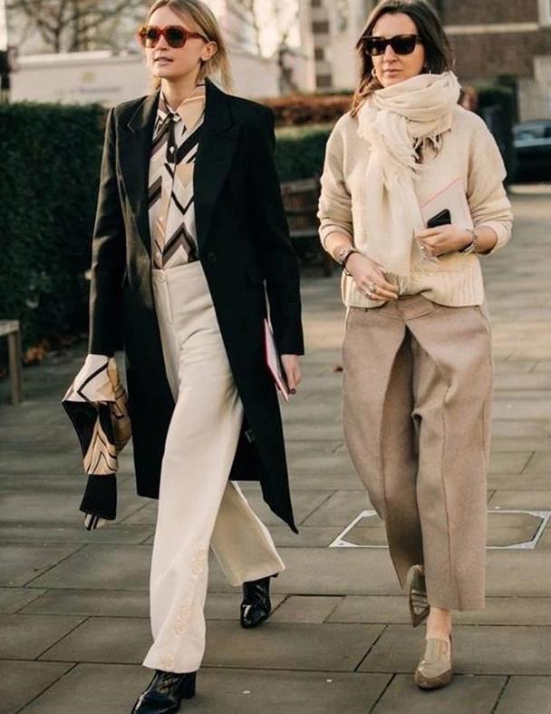 温度与风度,二者如何兼得?保姆式秋冬穿衣指南,不止保暖还时髦