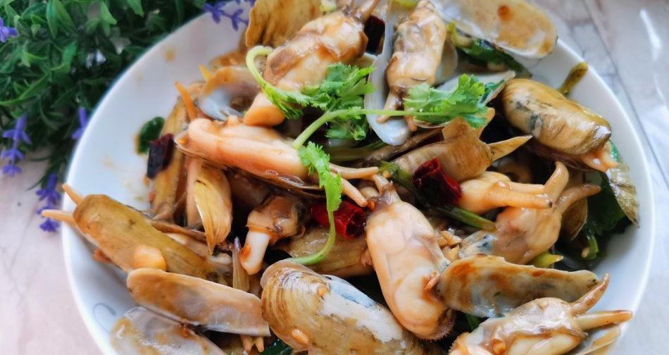 分享6道常见贝类海鲜的做法,学会了不用去饭店吃了,自己在家做