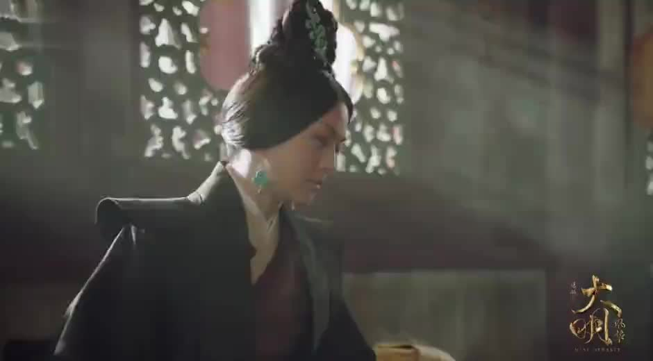 大明风华:孙若微发现儿子越来越像先帝朱瞻基,性格也都变了