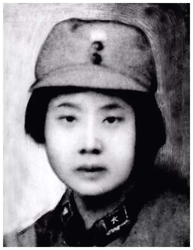 女英雄被俘后受尽酷刑,就义时悲惨壮烈,被日军砍成7块扔硫酸缸